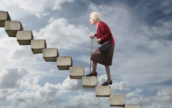 aging balance