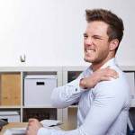 strengthening posture while sitting