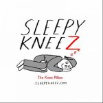 sleepy kneez pillow support