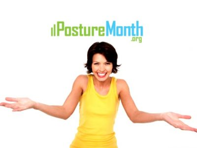 World Posture Month