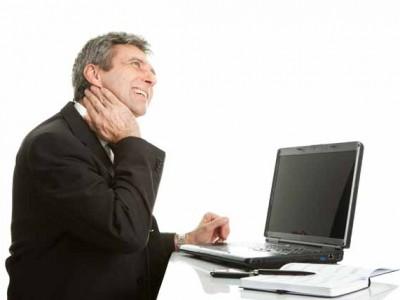 reducing neck pain