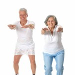 seniors & posture
