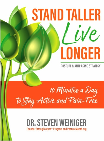 stand taller live longer posture exercise book
