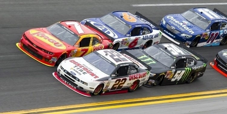 NASCAR Human Performance Driver Injury Prevention