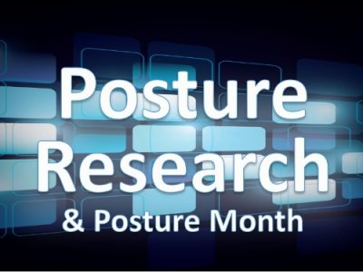 posture research posture month