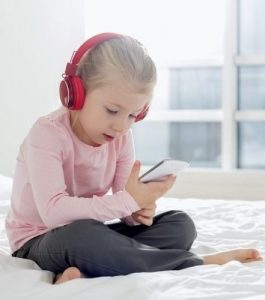 Kids Posture Problems and Tech